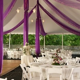 Tent Installation Service