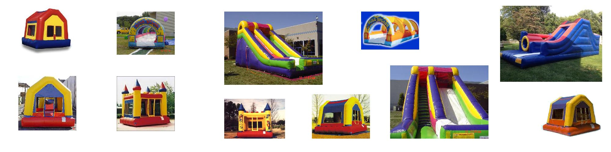 Bounce House Rentals in Baltimore, MD | Party Palace Rentals, LLC. | Inflatables& Games